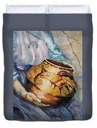 Proud Potter Duvet Cover