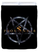 Proud Sinner Duvet Cover