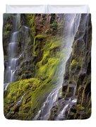 Proxy Falls Duvet Cover