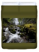 Proxy Falls Oregon 5 Duvet Cover