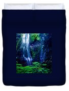 Proxy Waterfalls Duvet Cover
