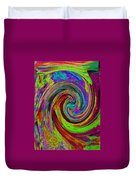 Pscholdelic Surfs Up Duvet Cover