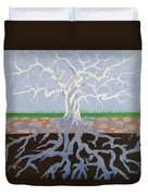 Psycodelic Tree Duvet Cover