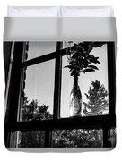 Pt 2 Flowers On A Windowsill Duvet Cover