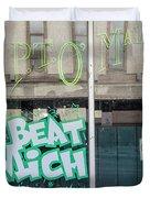 Pt O'maleys Beat Mich Duvet Cover