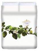 Puapilo Plant Duvet Cover