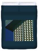 Pueblo Downtown Design 2 Duvet Cover