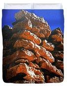 Pueblo Museum 15 Duvet Cover