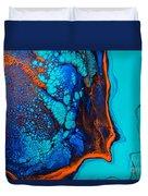 Puffer Fish Duvet Cover