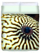 Pufferfish Duvet Cover