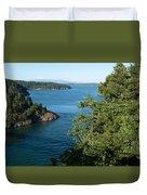 Puget Sound Duvet Cover