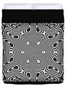 Pulsar Duvet Cover