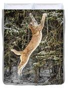 Puma High Jump Duvet Cover