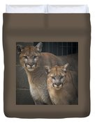 Puma Pair Duvet Cover