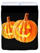 Pumpkin Double  Duvet Cover