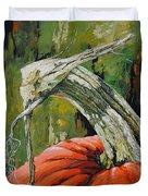 Pumpkin1 Duvet Cover