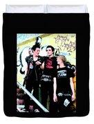 Punk Duvet Cover