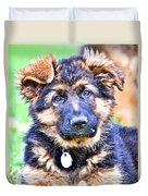 Puppy Oskar 2 Duvet Cover