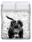Puppy Play Duvet Cover