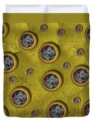 Pure Abstract Popart Duvet Cover