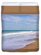 Pure Beach Duvet Cover