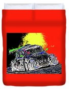 Pure Fun - 25 Hrs. Of Spa-francorchamps Duvet Cover