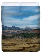 Pure Isolation Duvet Cover