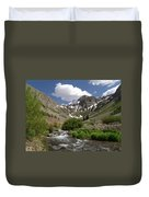 Pure Mountain Beauty Duvet Cover