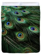 Pure Peacock Duvet Cover