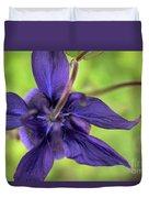 Purple Beaut Duvet Cover