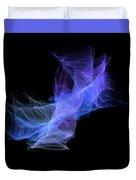 Purple Cloud Duvet Cover