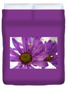 Purple Delight Duvet Cover