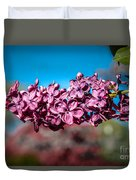 Purple Lilac Duvet Cover