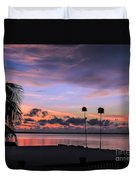 Purple Martin Sky Duvet Cover