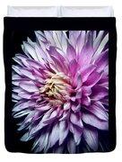 Purple Mum Duvet Cover