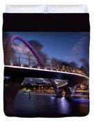 Purple Night  Duvet Cover
