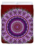 Purple Passion No. 2 Duvet Cover