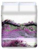 Purple Sensation Duvet Cover