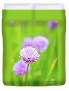 Purple Spring 11 Duvet Cover