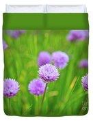 Purple Spring 14 Duvet Cover
