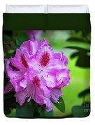 Purple Spring 15 Duvet Cover
