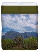 Pusch Ridge Morning H26 Duvet Cover