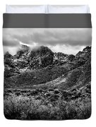 Pusch Ridge Snow No10 Duvet Cover
