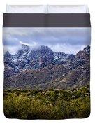Pusch Ridge Snow No8 Duvet Cover