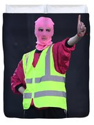 Pussy Riot  Duvet Cover