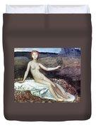 Puvis De Chav: Lesperance Duvet Cover