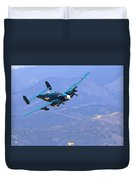 Pv-2 Harpoon At Salinas Duvet Cover