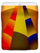 Pyramids Pendulum Duvet Cover