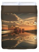 Q-city Five Duvet Cover