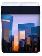 Q-city One Duvet Cover